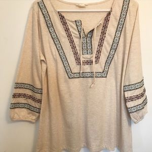 Style & co. Top 0X
